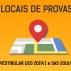 UEG divulga os locais de provas do SAS e Vestibular, os certames ocorrerão neste sábado (8) e domingo (9)