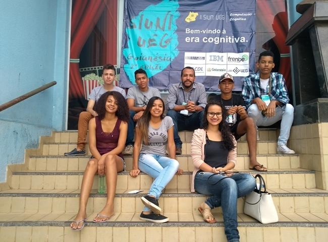 Estudantes e docente participam de Simpósio de Sistemas de Informação em Goianésia-GO