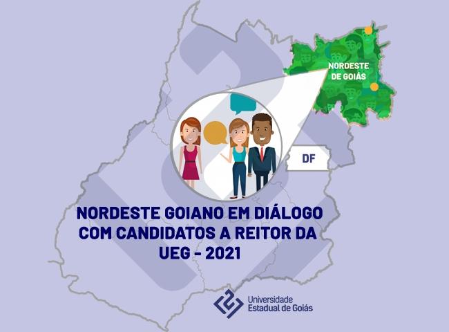 Unidades da UEG das cidades de Campos Belos e Posse promovem entrevistas com os candidatos a reitor